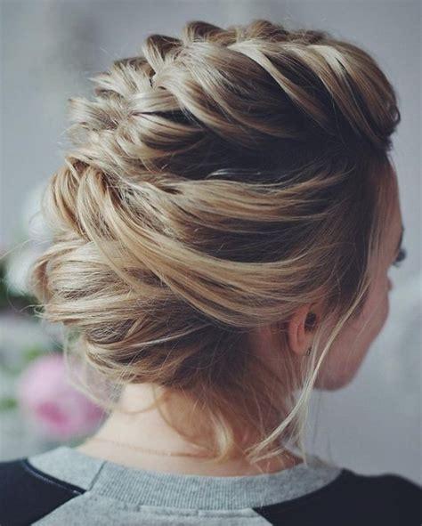 beautiful updo hairstyles  weddings
