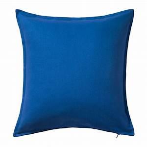 Ikea Kissenbezüge 50x50 : gurli kussenovertrek blauw 50x50 cm ikea ~ Orissabook.com Haus und Dekorationen