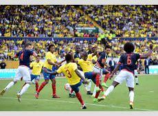 Próximos rivales de Ecuador en las eliminatorias a Rusia