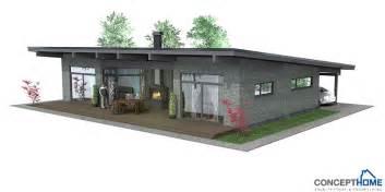 modern house design plan affordable home plans affordable modern house plan ch61