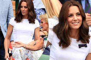 Kate Middleton pays tribute to Wimbledon tradition with ...