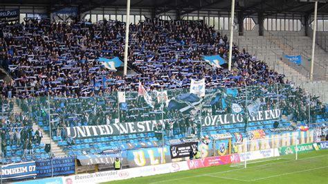 SV Waldhof Fans sammeln Spenden für Bedürftige Waldhof