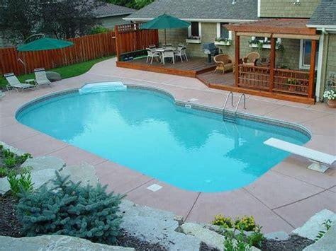 swimming pool ideas   small backyard homesthetics