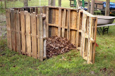 Compost Bins Diy