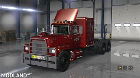 mack rs  rs  rubber duck version  mod
