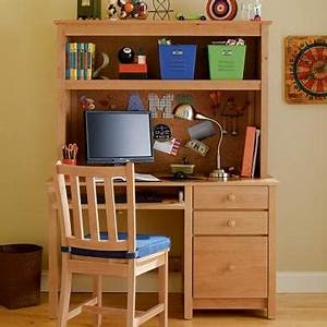 kids bedroom desk and hutch set With boys desk and hutch
