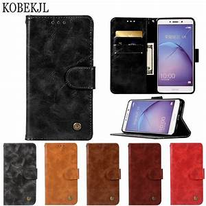 Wallet Pu Leather Case For Huawei Gr5 2017 Gr 5 Bll L21 Bll L22 Bll L23 Cover For Huawei Mate9