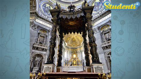 Baldacchino Di San Pietro Bernini by Arte Il Baldacchino Di Gian Lorenzo Bernini Nella