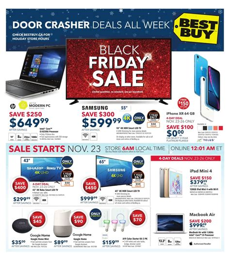 buy black friday flyer deals  canada