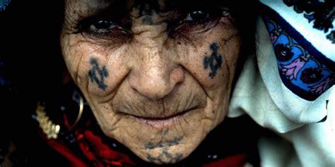 La Signification Des Tatouages Berbères Wepost
