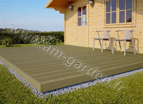 kit terrasse bois kit de terrasse en bois 12 m 232 tres carr 233 s