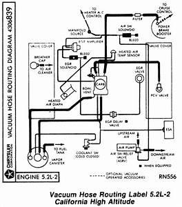 Where Can I Get A Vacuum Diagram For A 87 Dodge Ram Van