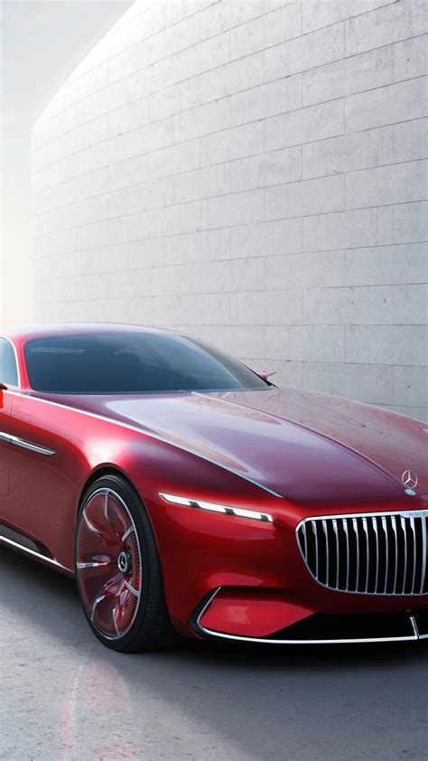 Vision Mercedes Maybach 6 4k 8k Wallpapers Hd Wallpapers