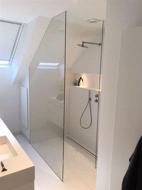 Kleines Bad Unter Schräge by Bad Dusche Unter Schr 228 Ge Maritim 2 In 2019 Badezimmer