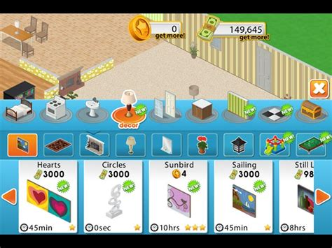 Home Design Video Game : Design This Home> Ipad, Iphone, Android, Mac & Pc Game