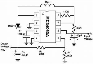 how to build a switch mode power supply circuit with an With simple power down