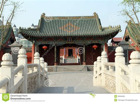 Chinese Ancient Architecture Stock Photo  Image 39394638