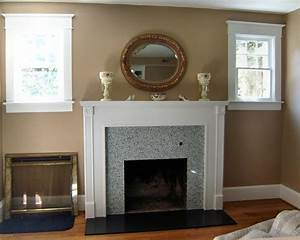 Granite, Transformations, Fireplace, Remodel, Our, Granite, Is, Light, Enough, To, Put, On, Your, Fireplace