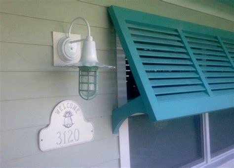 shutters  provide shade    windownice color    bahama shutters beach