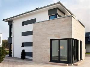 Steine Ums Haus : wdvs fassaden mit echtem sandstein finish von knauf in 2019 ideen rund ums haus pinterest ~ Buech-reservation.com Haus und Dekorationen