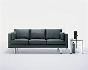 Hjm soflex 120 sofa lounge sofas from stouby architonic for Sectional sofas 120