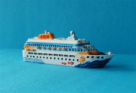 kreuzfahrtschiff traum schiff mini gutschein dekoration