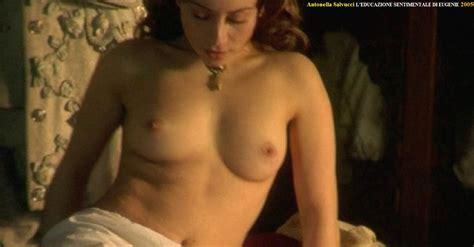 Naked Antonella Salvucci In L Educazione Sentimentale Di Eugenie