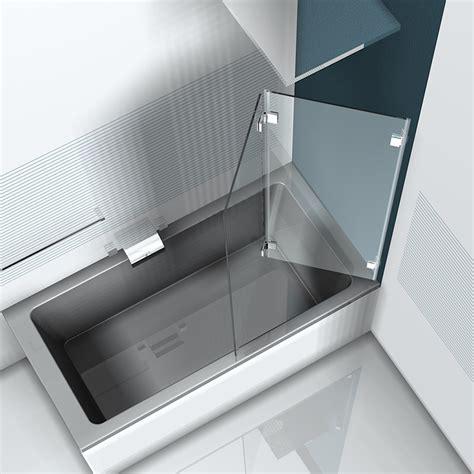 Duschwand Für Wanne by Duschtrennwand Glas Duschenserie Spree Spiegel