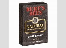 Burt's Bees Soap Bar For Men 110g Free Shipping