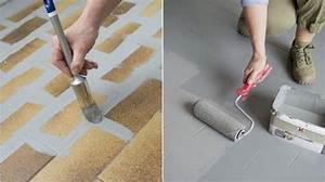 Comment Renover Un Vieux Carrelage : repeindre du carrelage mural et au sol comment faire ~ Dailycaller-alerts.com Idées de Décoration