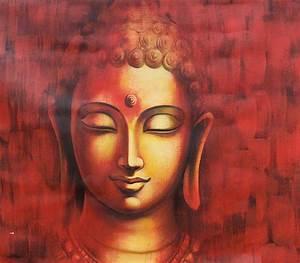 Buddha paintings online | Buddha paintings acrylic