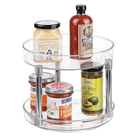 Two Tier Revolving Spice Rack by Two Tier Revolving Spice Rack Thekitchensdepot