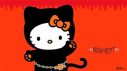 Hello Kitty Fall Wallpapers Autumn
