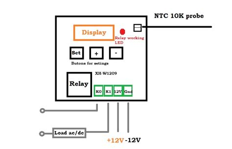 Cheap Temperature Controller With Display