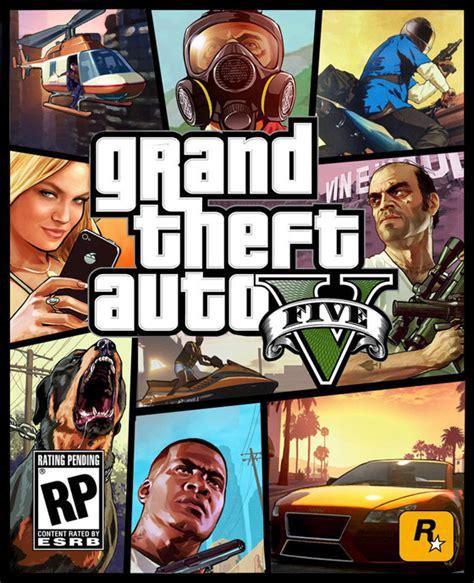 La portada de GTA V quedará tal que así - Noticias en ...