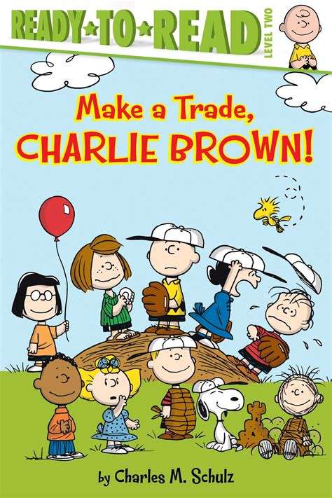 trade charlie brown book  charles  schulz