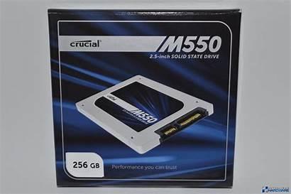 Crucial 256gb M550 Ssd