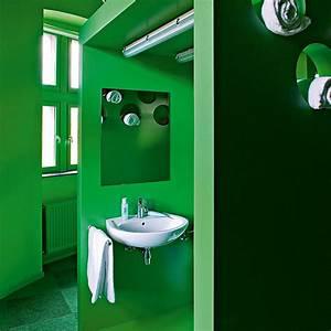 Plante Verte Salle De Bain : salle de bains verte nos inspirations marie claire ~ Melissatoandfro.com Idées de Décoration