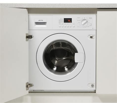 Buy Smeg Wdi147d1 Integrated Washer Dryer  Free Delivery