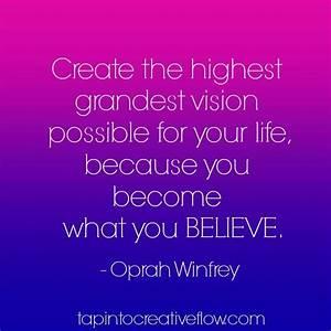 Creative Visualization Quotes. QuotesGram