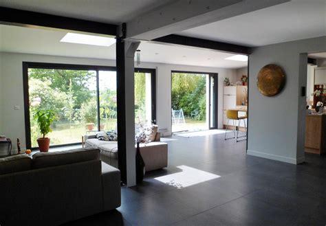 salon salle a manger cuisine ouverte adc l 39 atelier d 39 à côté aménagement intérieur design d 39 espace et décoration rénovation et
