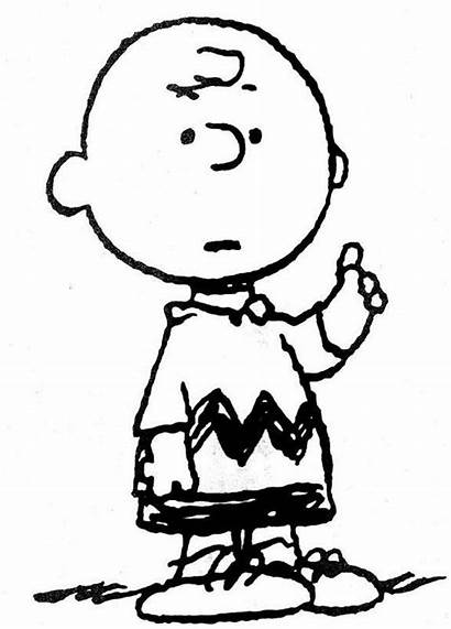 Charlie Brown Coloring Pages Snoopy Characters Peanuts