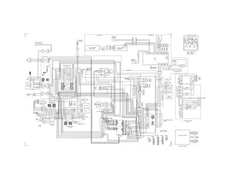 frigidaire ffsc2323lsb side by side refrigerator genuine parts