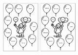 Colors Coloring Worksheets Pages Esl English Trapeze Activities Fun Activity Printable Islcollective Teaching Worksheet Colours Learning Balloons Adjectives Code Printables sketch template