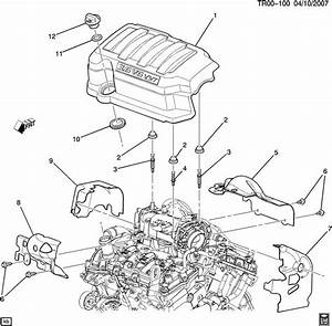 2009 Gmc Acadia Serpentine Belt Diagram
