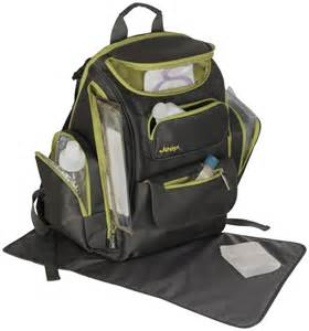 Jeep Perfect Pockets Backpack Diaper Bag