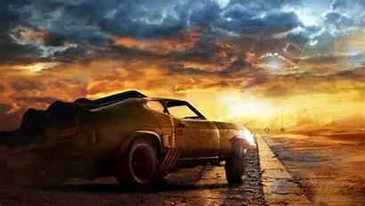 Mad Max Ps4 Magnum Opus Trailer 1080p
