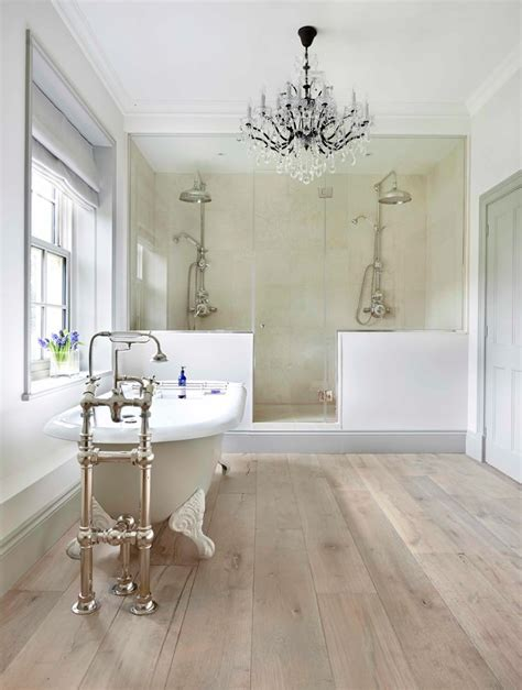 Wooden Floor For Bathroom by 26 Bathroom Flooring Designs Bathroom Designs Design