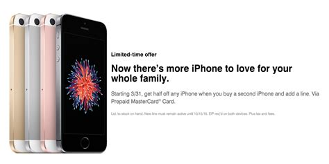 iphone tmobile deal t mobile offers buy one get one half for the new