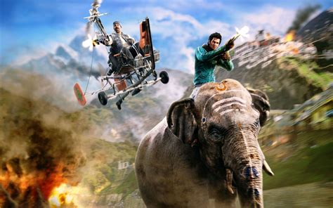 Far Cry 4 Wallpapers  Hd Wallpapers  Id #14528